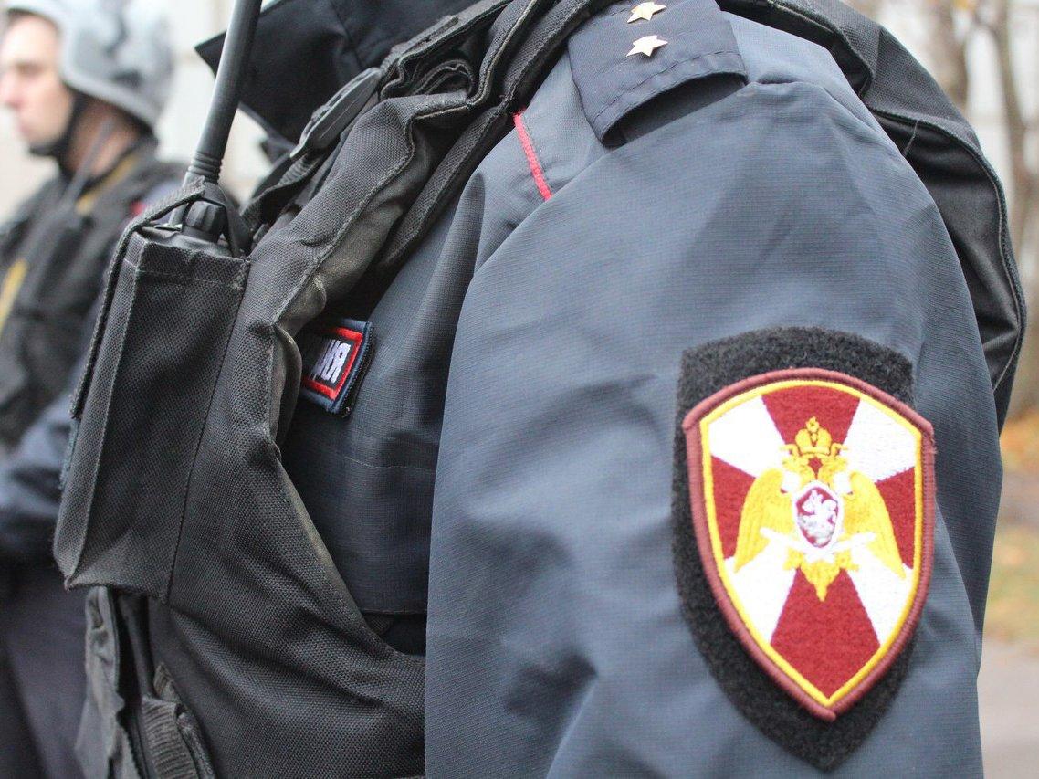 В центре Москвы на посту умер сотрудник Росгвардии