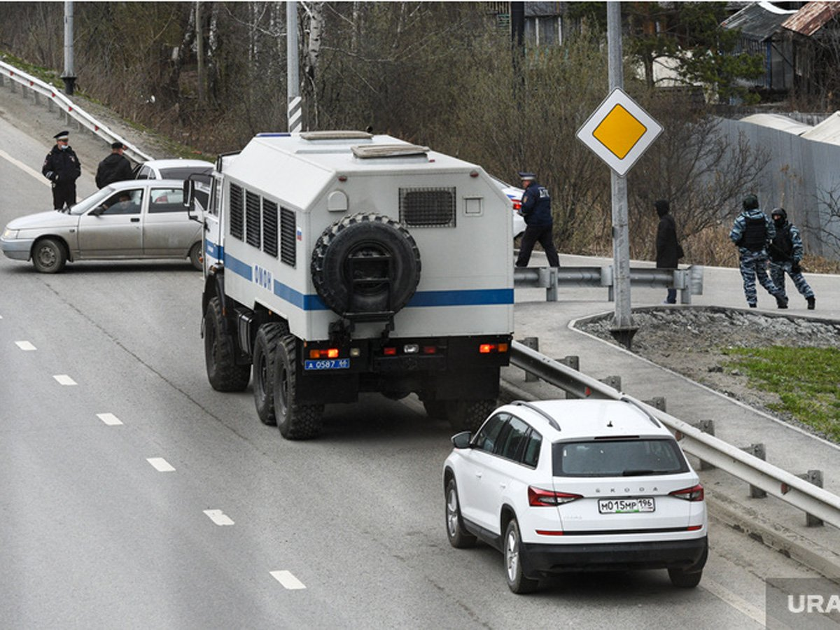 В Екатеринбурге ФСБ ликвидировала трех боевиков, готовивших теракты