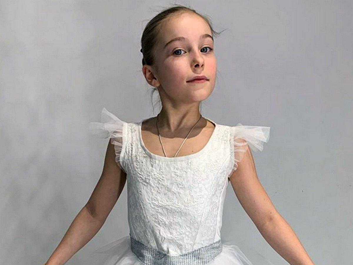11-летняя ученица Плющенко выполнила сложные элементы на карантине