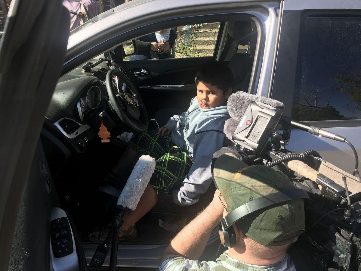 5-летний мальчик угнал авто и отправился в магазин за Lamborghini