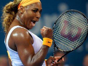 Серена Уильямс сыграла в теннис сама с собой