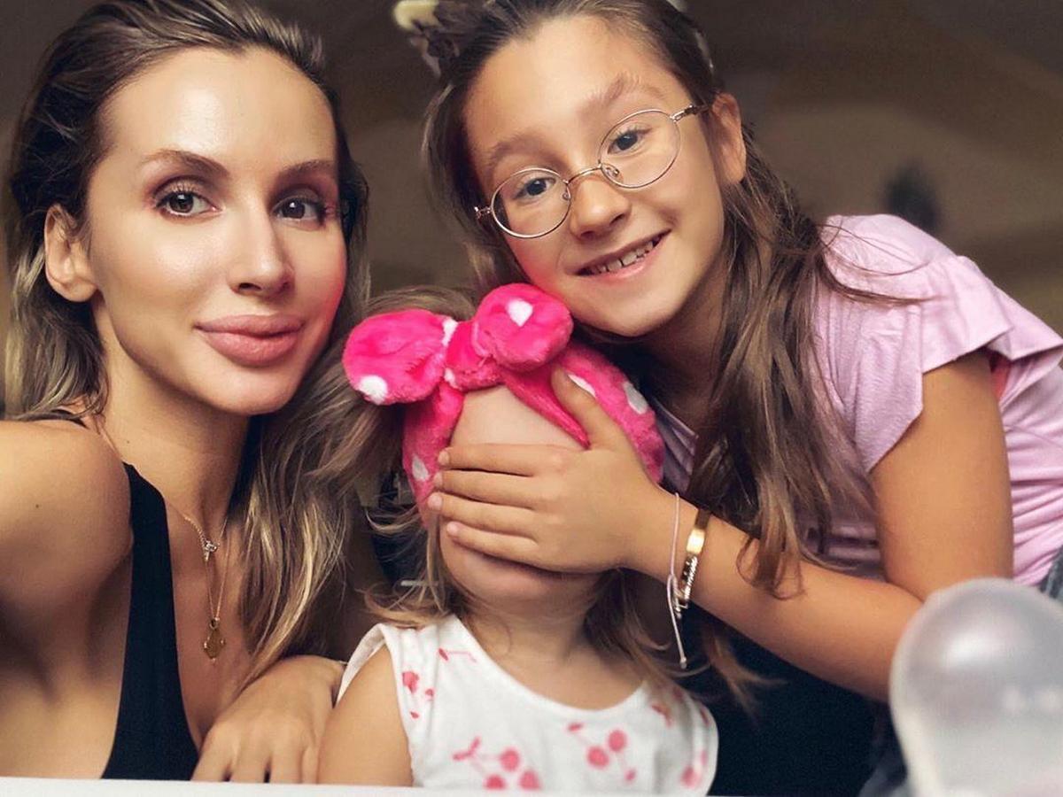 Светлана Лобода обнародовала видео с дочерьми