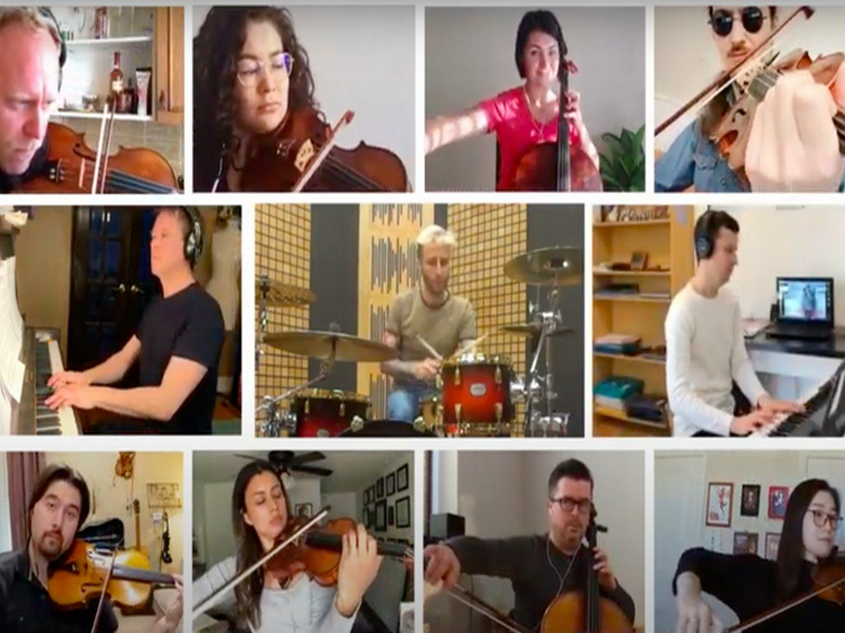 Музыканты из разных стран записали «COVID Romanсe»