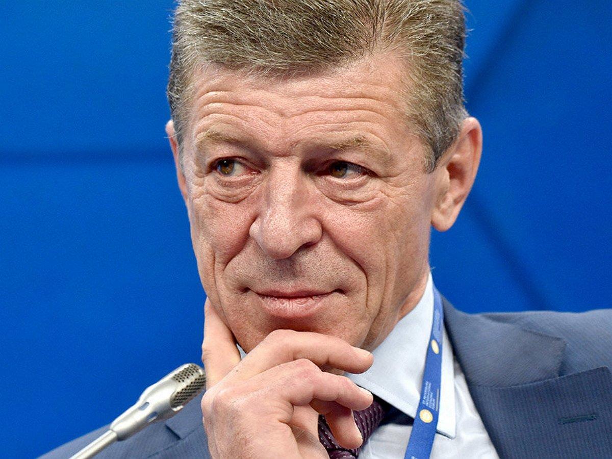 Козак рассказал о переговорах в Берлине в разгар пандемии по коронавирусу