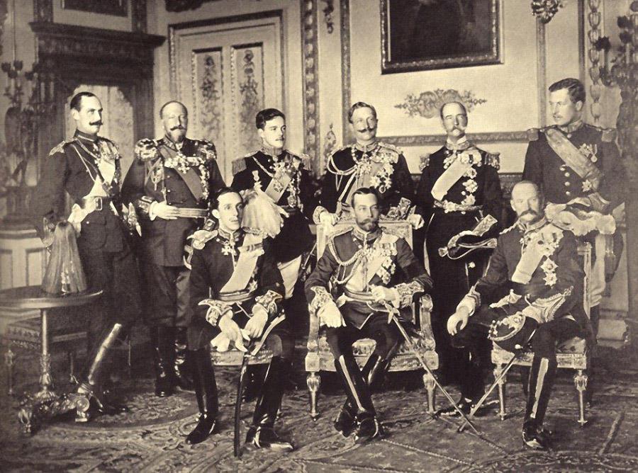 Малоизвестные фотографии великих исторических событий