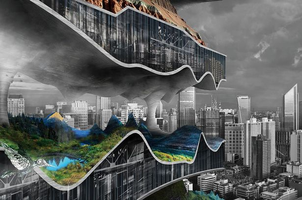 10 невероятных идей для зданий будущего