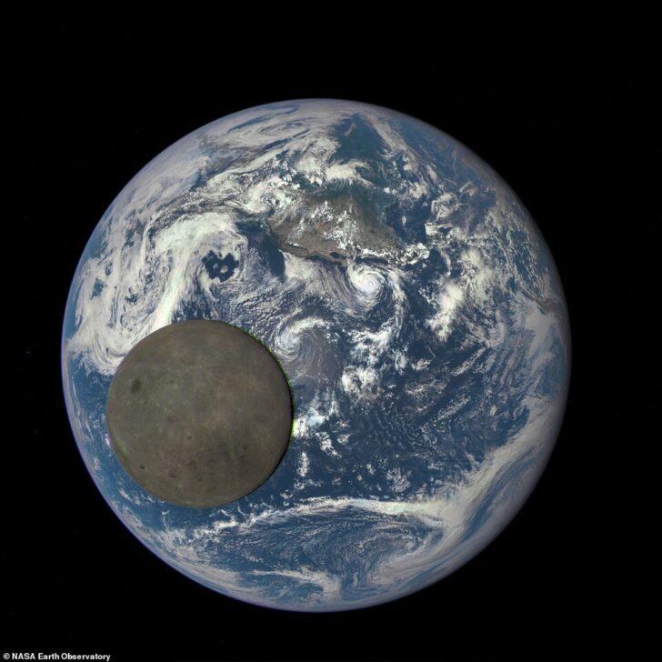Потрясающие фотографии Земли из космоса