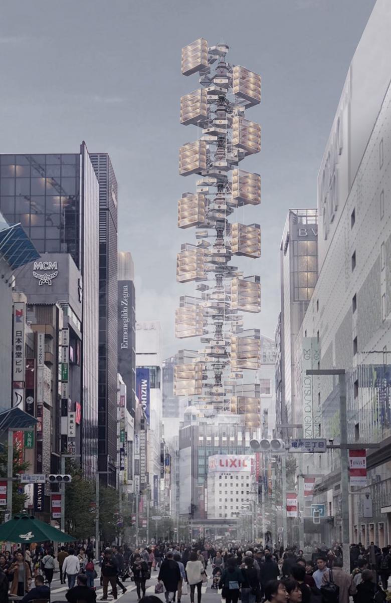 Победители конкурса небоскребов eVolo 2020