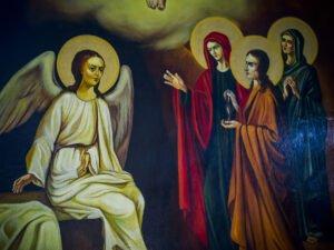 День Жен Мироносиц отмечается 3 мая