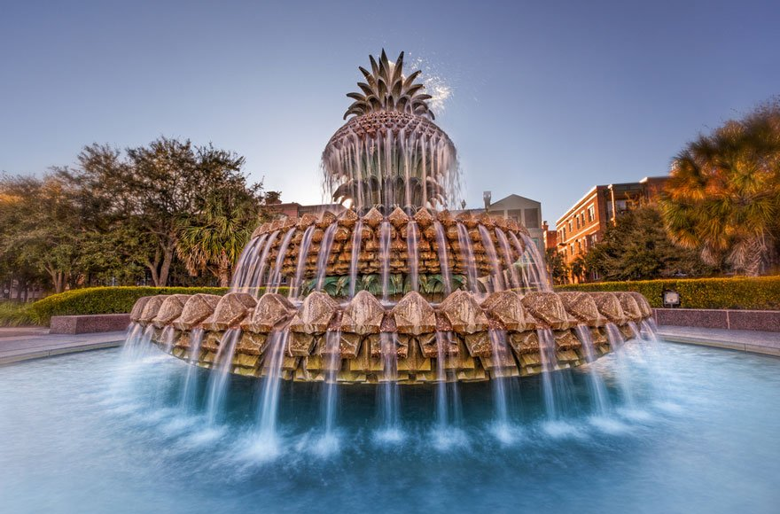 Удивительные и малоизвестные фонтаны