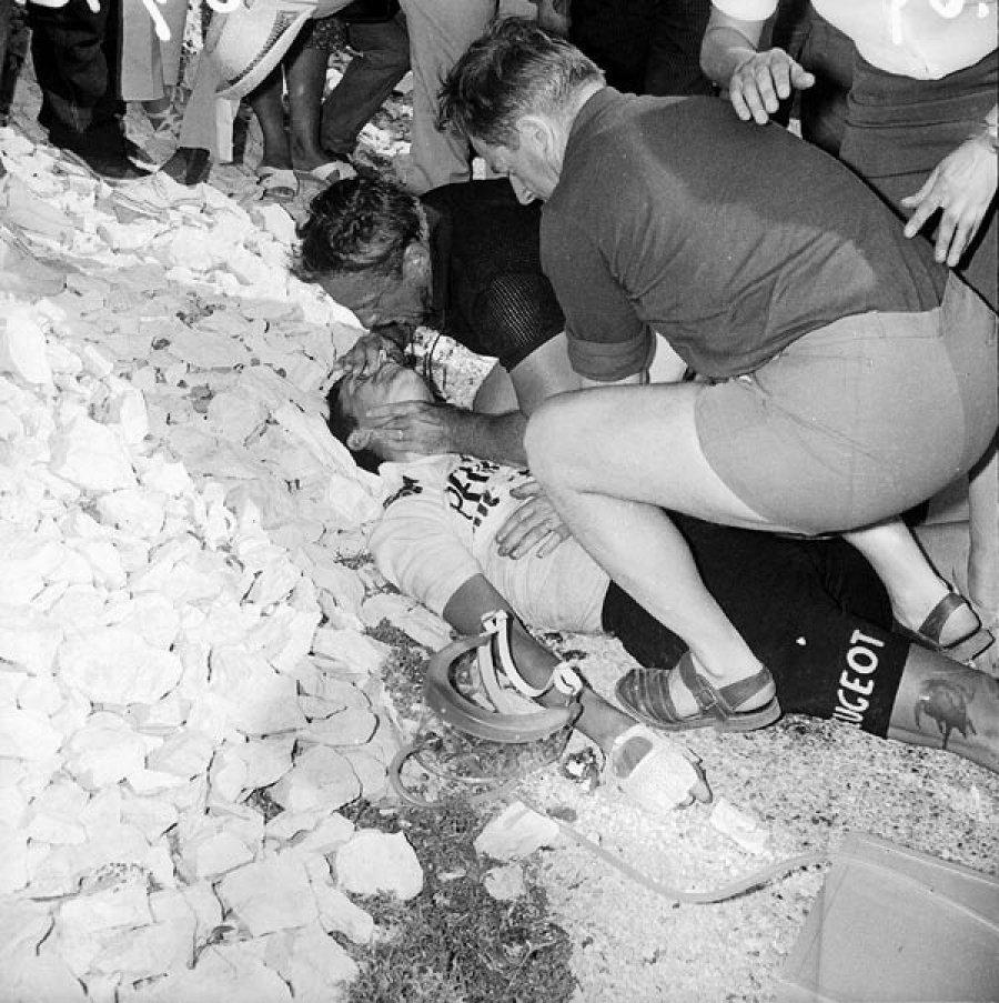 Спортсмены, умершие прямо во время соревнований