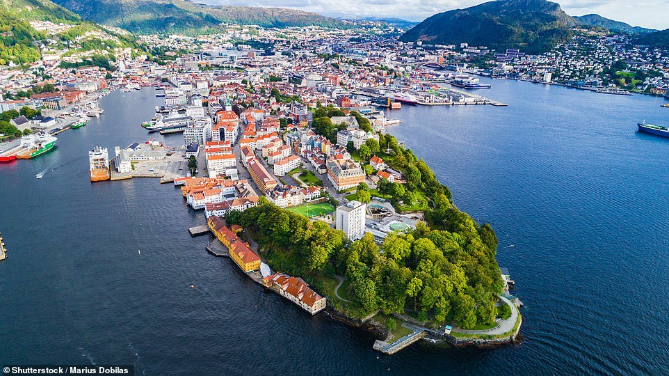 Захватывающие порты мира
