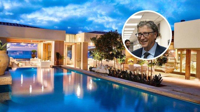 Эксцентричные жилища богатейших людей планеты