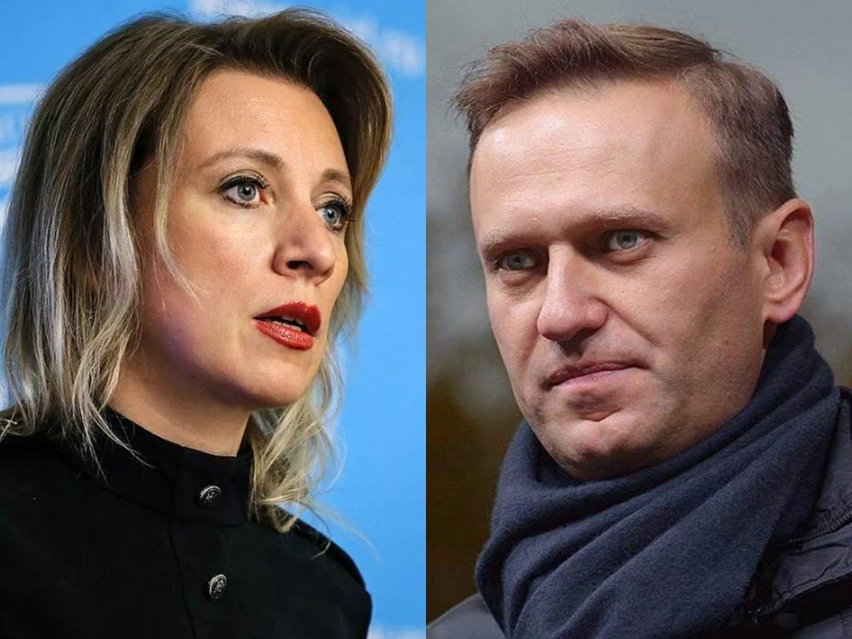 Дебаты Захаровой и Навального 1 мая 2020