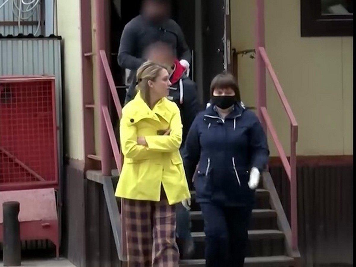Москвичку задержали за распространение фейков