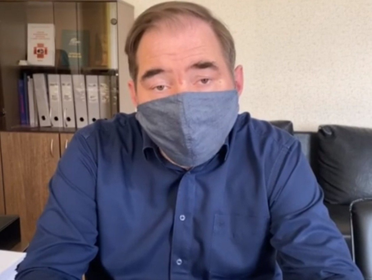 Пермский главврач скорой помощи кривлялся во время жалоб медиков
