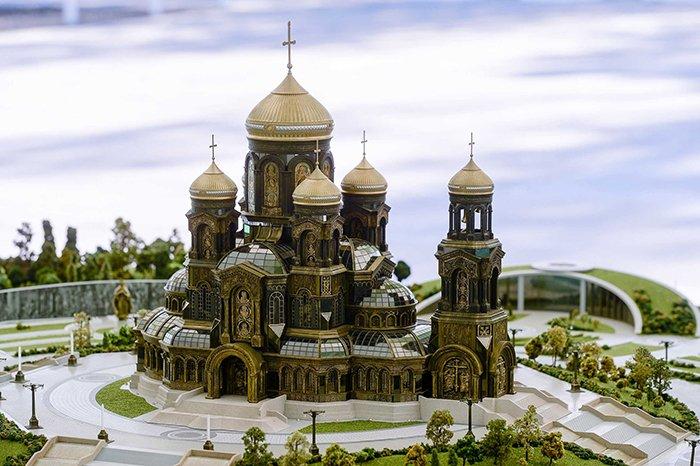 Храм Минобороны