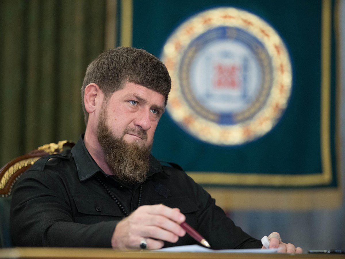 Кадыров заразился коронавирусом