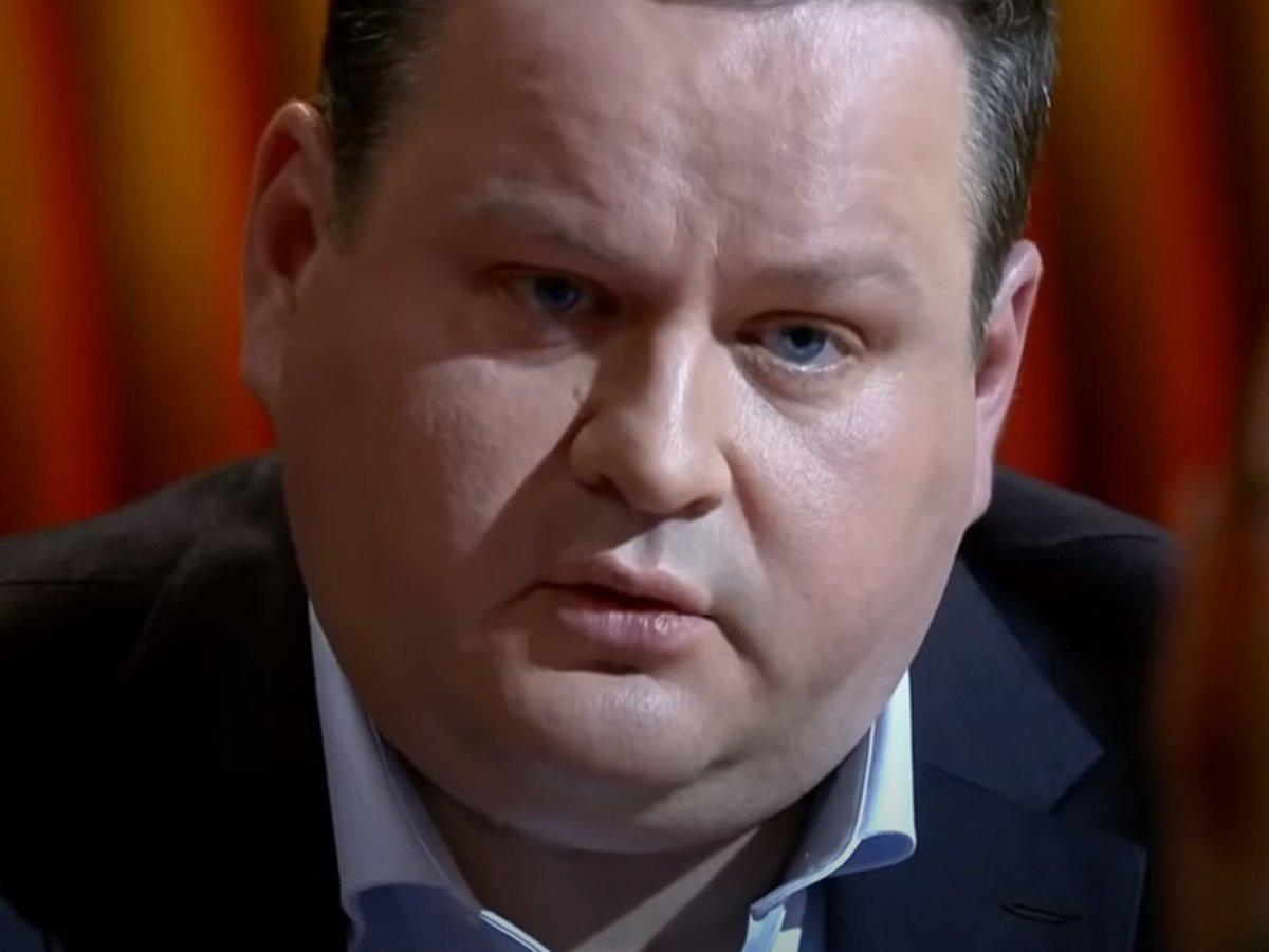 Котяков на интервью у Познера