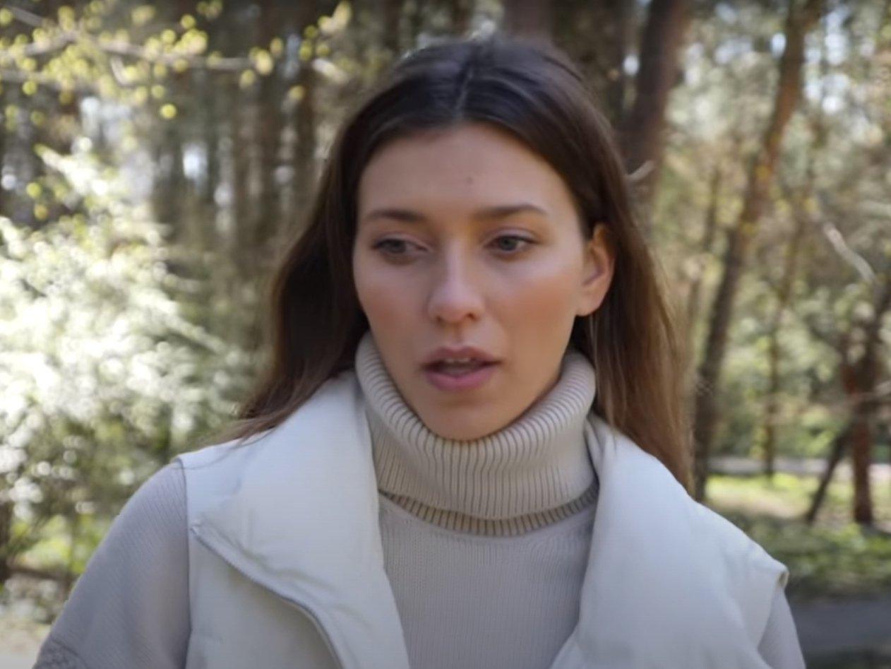 После скандала с домашним насилием Регина Тодоренко сняла фильм