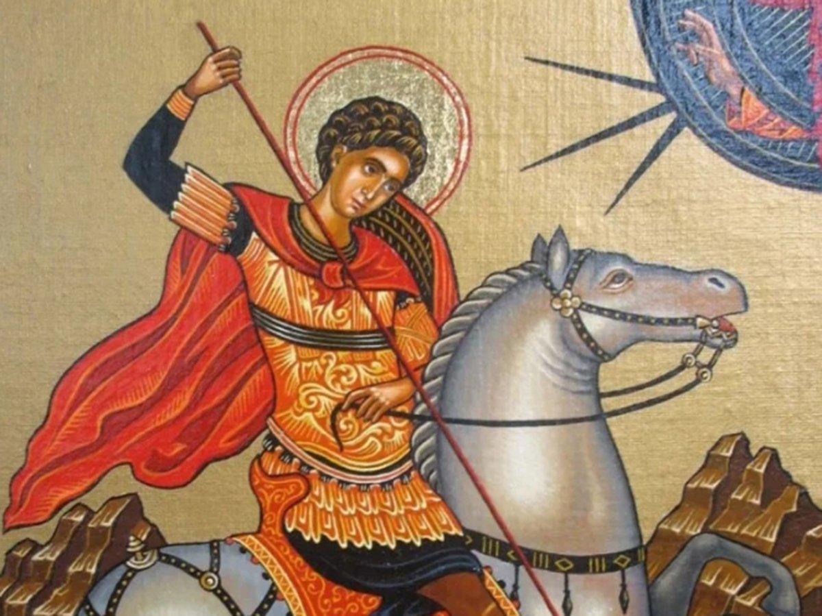 Георгий Победоносец или Юрьев день