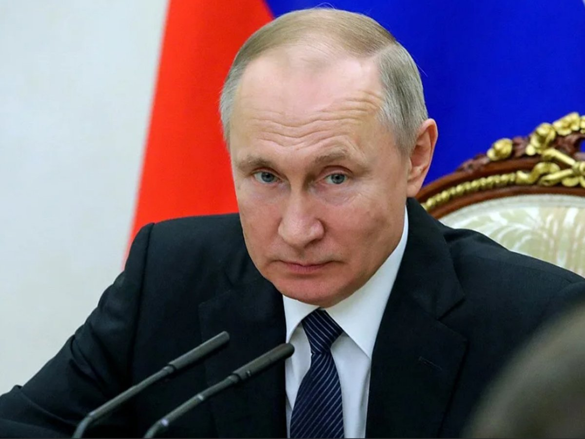 Обращение Путина 6 мая 2020