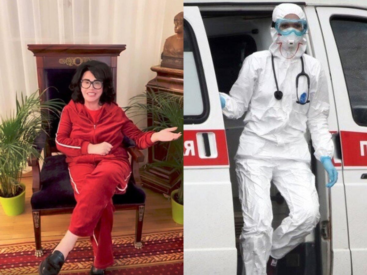 Надежда Бабкина заболела коронавирусом