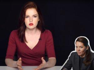 Кира Ярмыш из ФБК Навального рассказала про наряды Анастасии Раковой