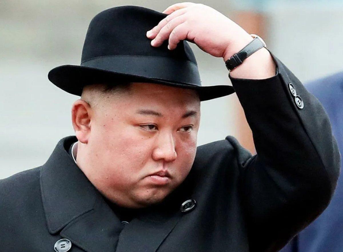 Ким Чен Ын с двойником