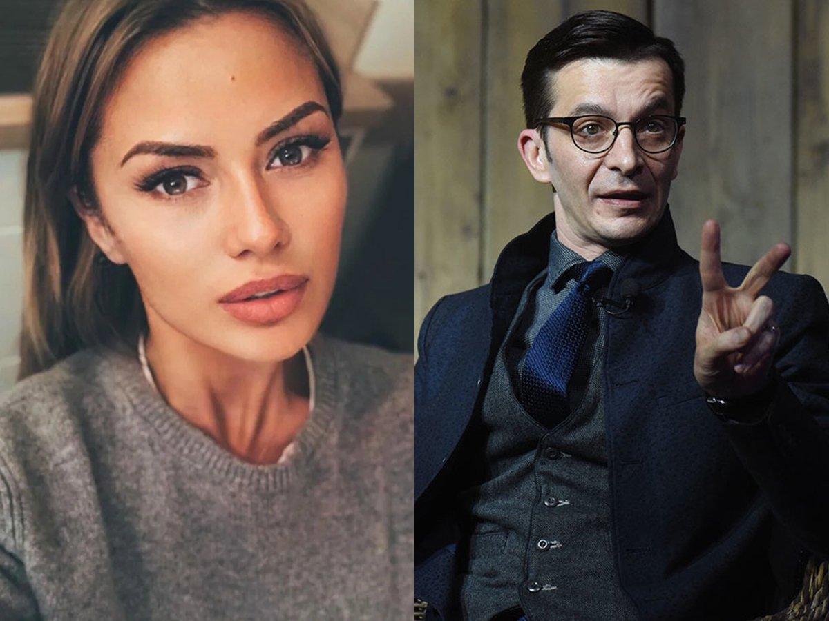 Боня устроила разборки с Курпатовым из-за