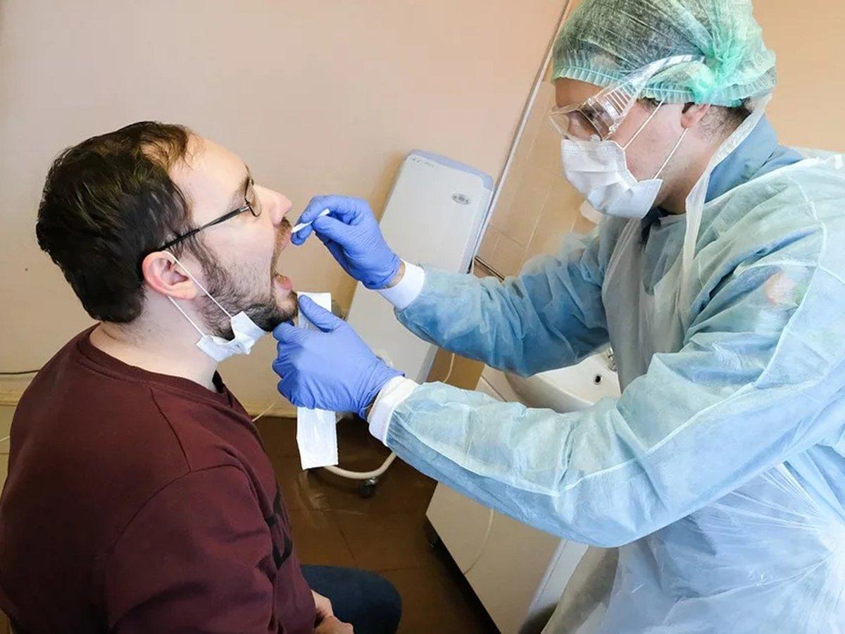 Редкий симптом коронавируса инсульт