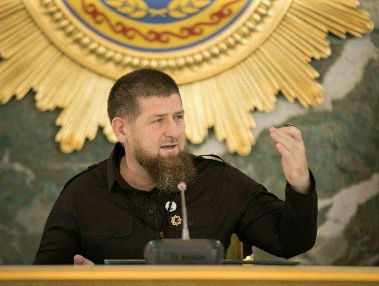 Кадыров отреагировал на слухи о заражении коронавирусом