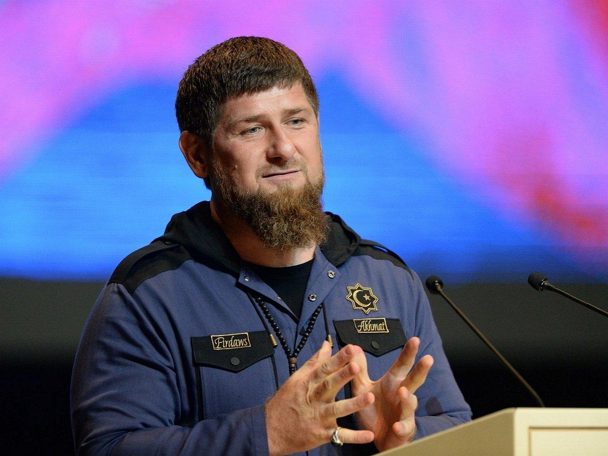 Кадыров пошел на поправку