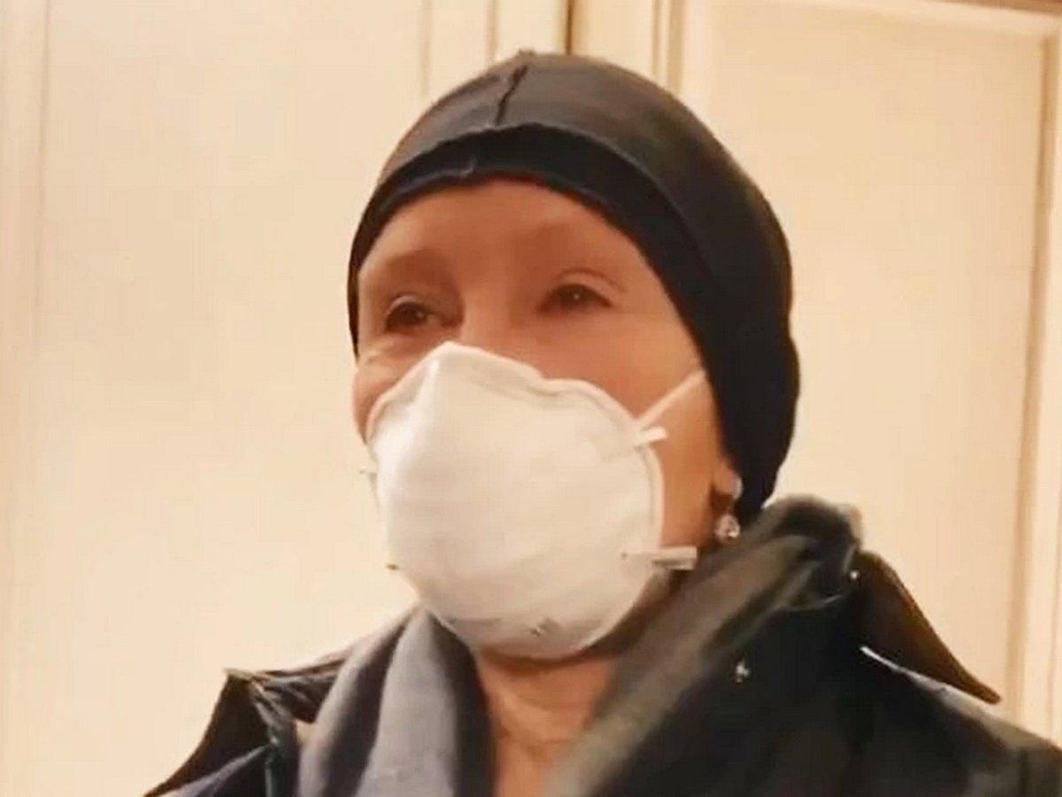 Татьяна Васильева заразилась коронавирусом