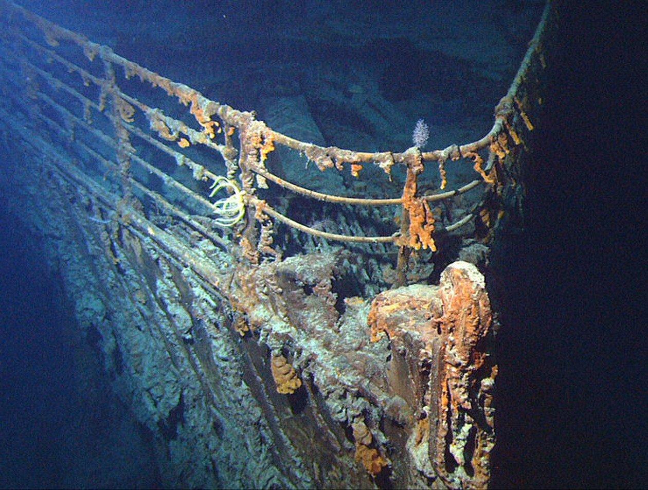 Громкий скандал в США: суд разрешил разрезать «Титаник»