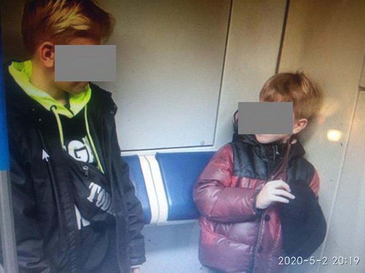 Гибель двух мальчиков в Москве
