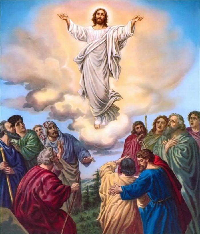 Вознесение Господне 28 мая