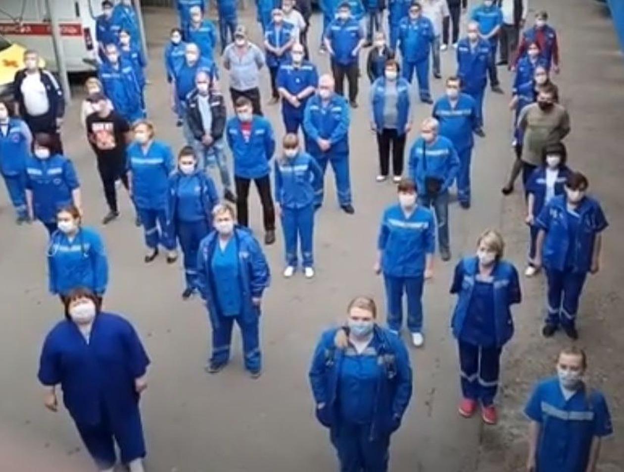 В России возбуждено первое уголовное дело о невыплате медикам компенсаций
