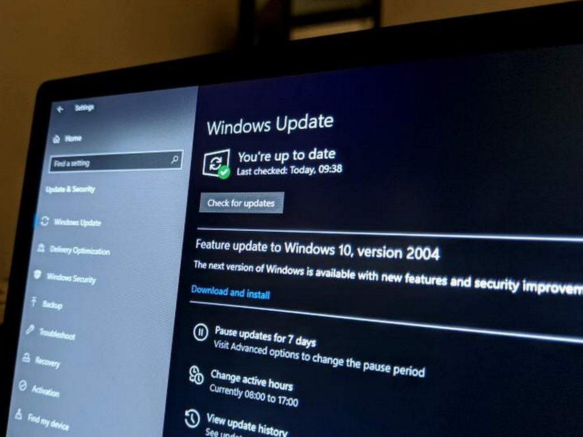 Для Windows 10 вышло обновление
