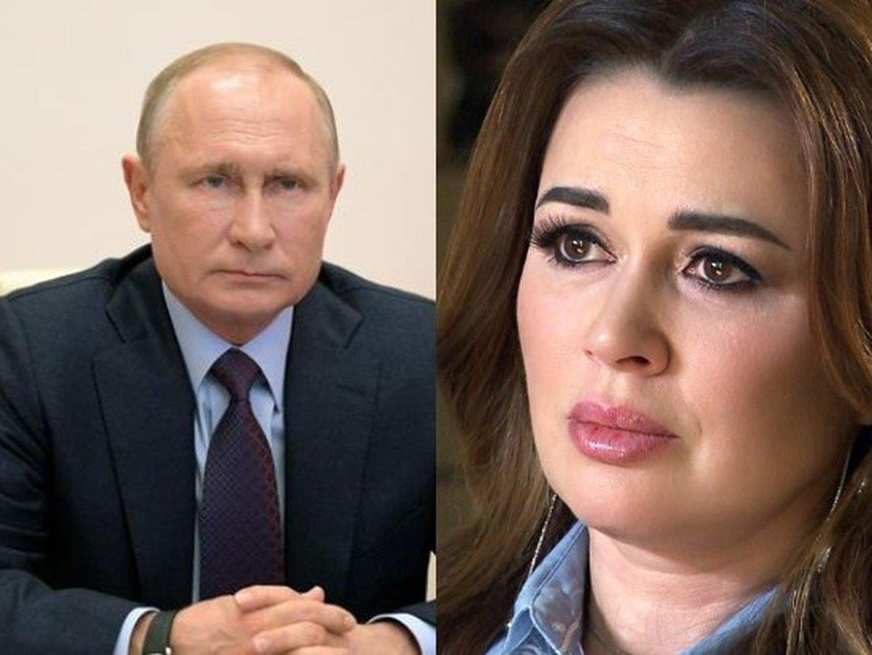 Путину доложили о болезни Заворотнюк
