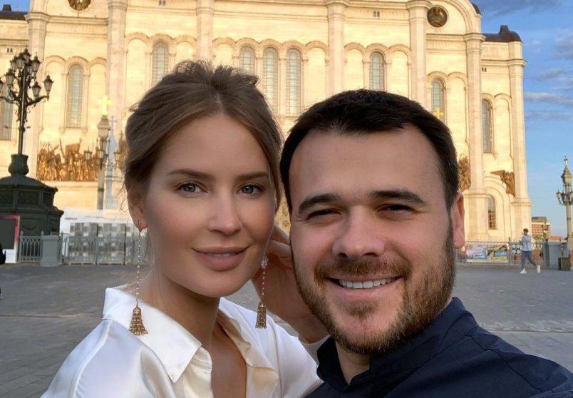 Жена Агаларова впервые прокомментировала развод