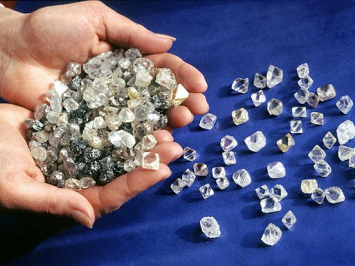 Кража алмазов в