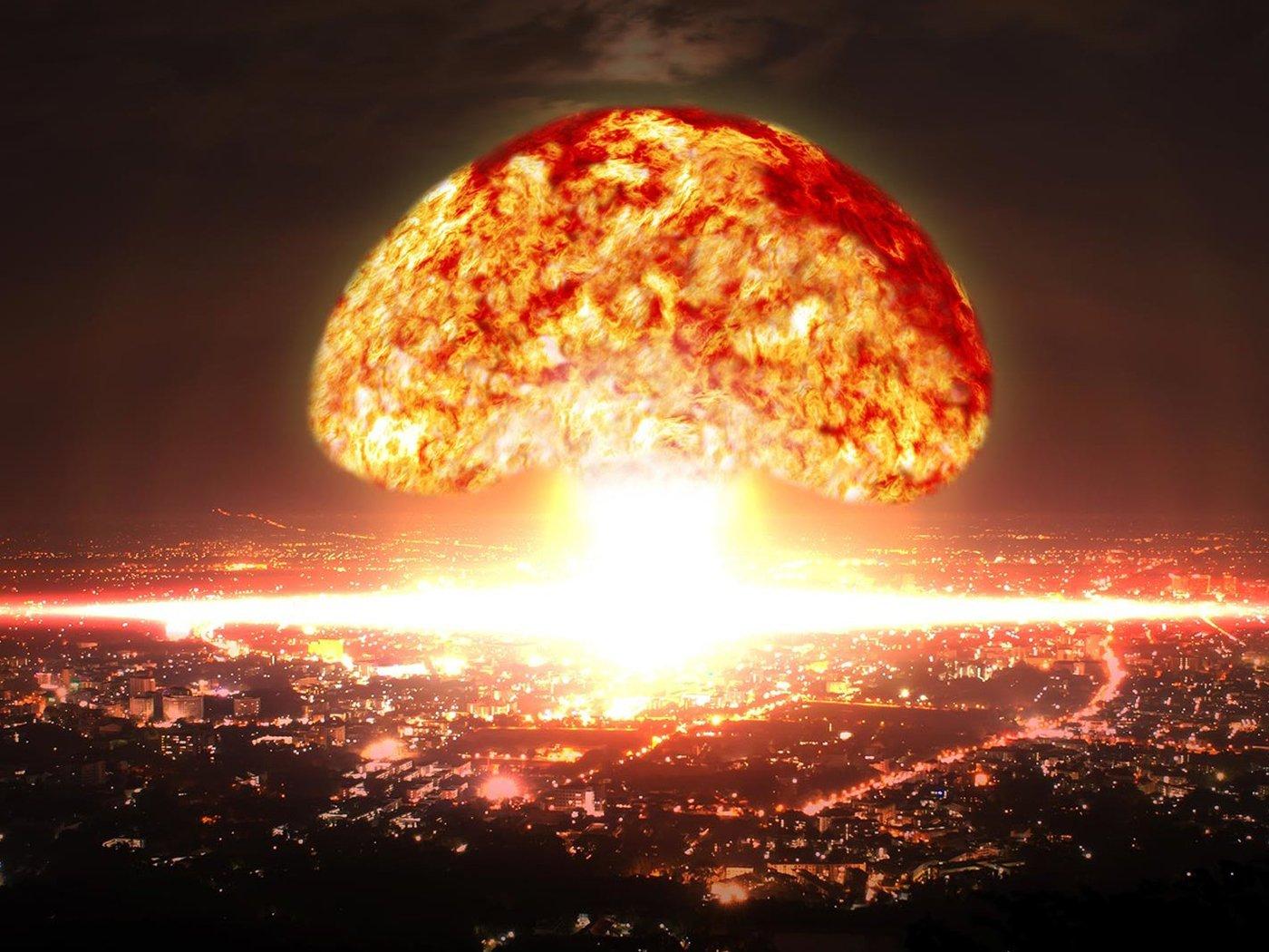 В США смоделировали сброс ядерной бомбы на Москву