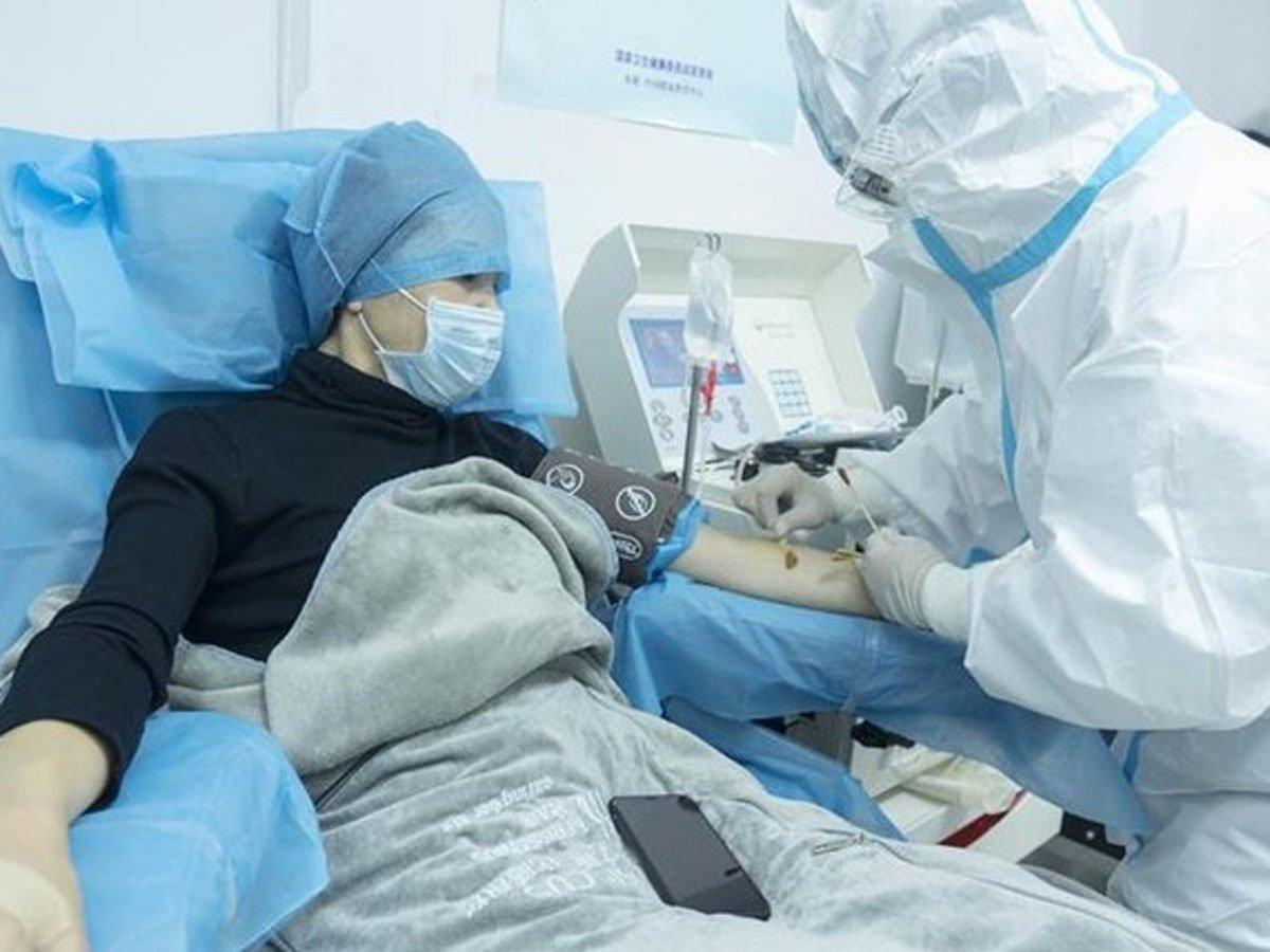 Минздрав озвучил, как отправлять на лечение тяжелых больных.