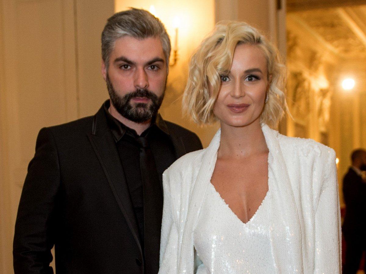 Гагарина разводится с мужем