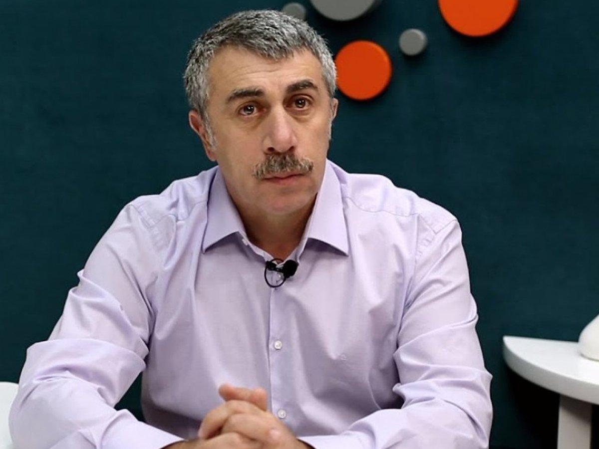 Доктор Комаровский раскрыл, чем «ни в коем случае нельзя» лечить коронавирус