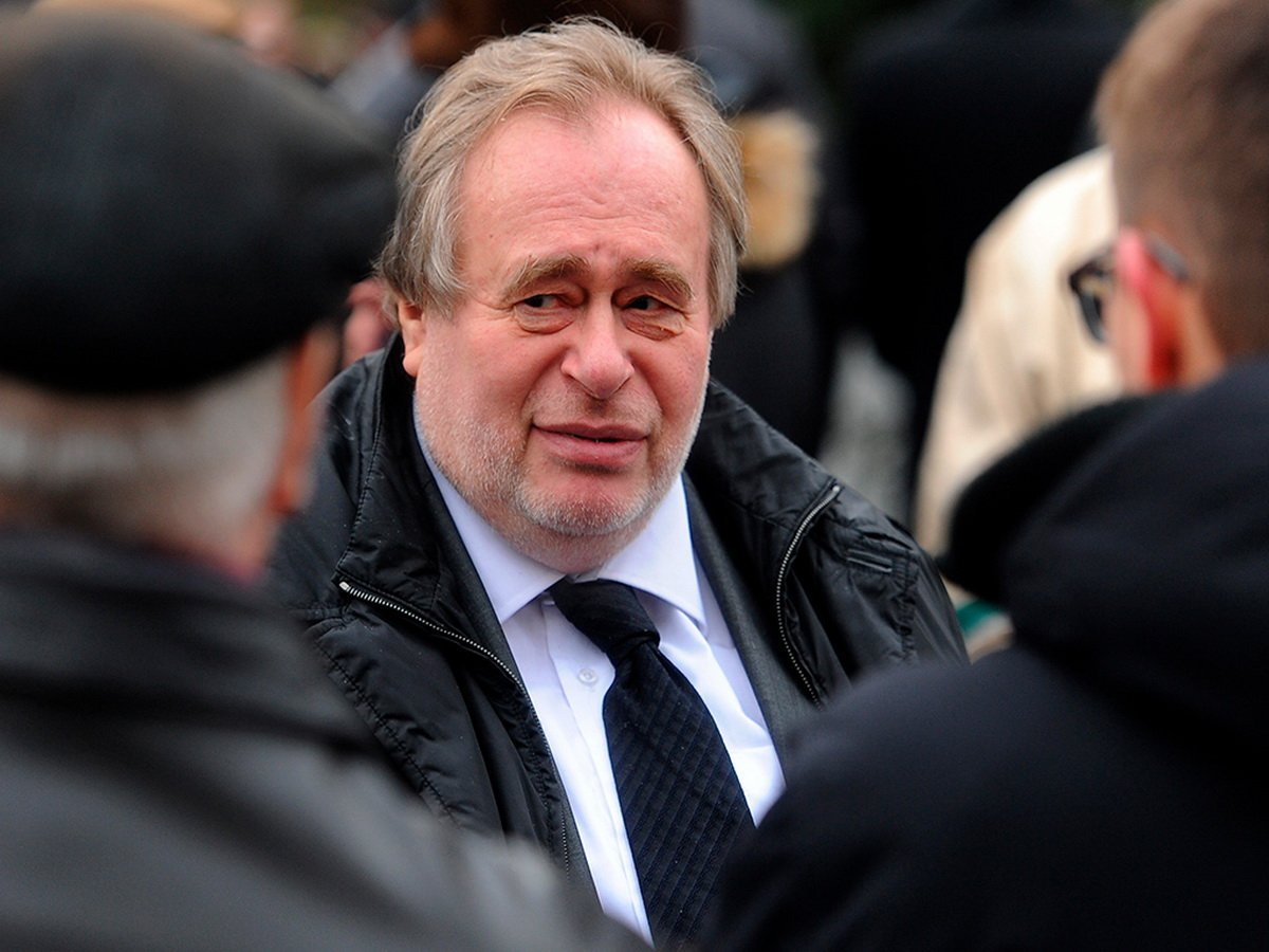 Владимир Лопухов умер от коронавируса