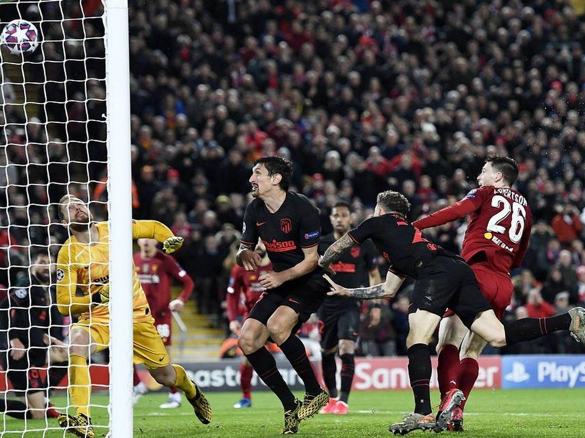 Матч Ливерпуль - Атлетико привел к смерти 41 человека