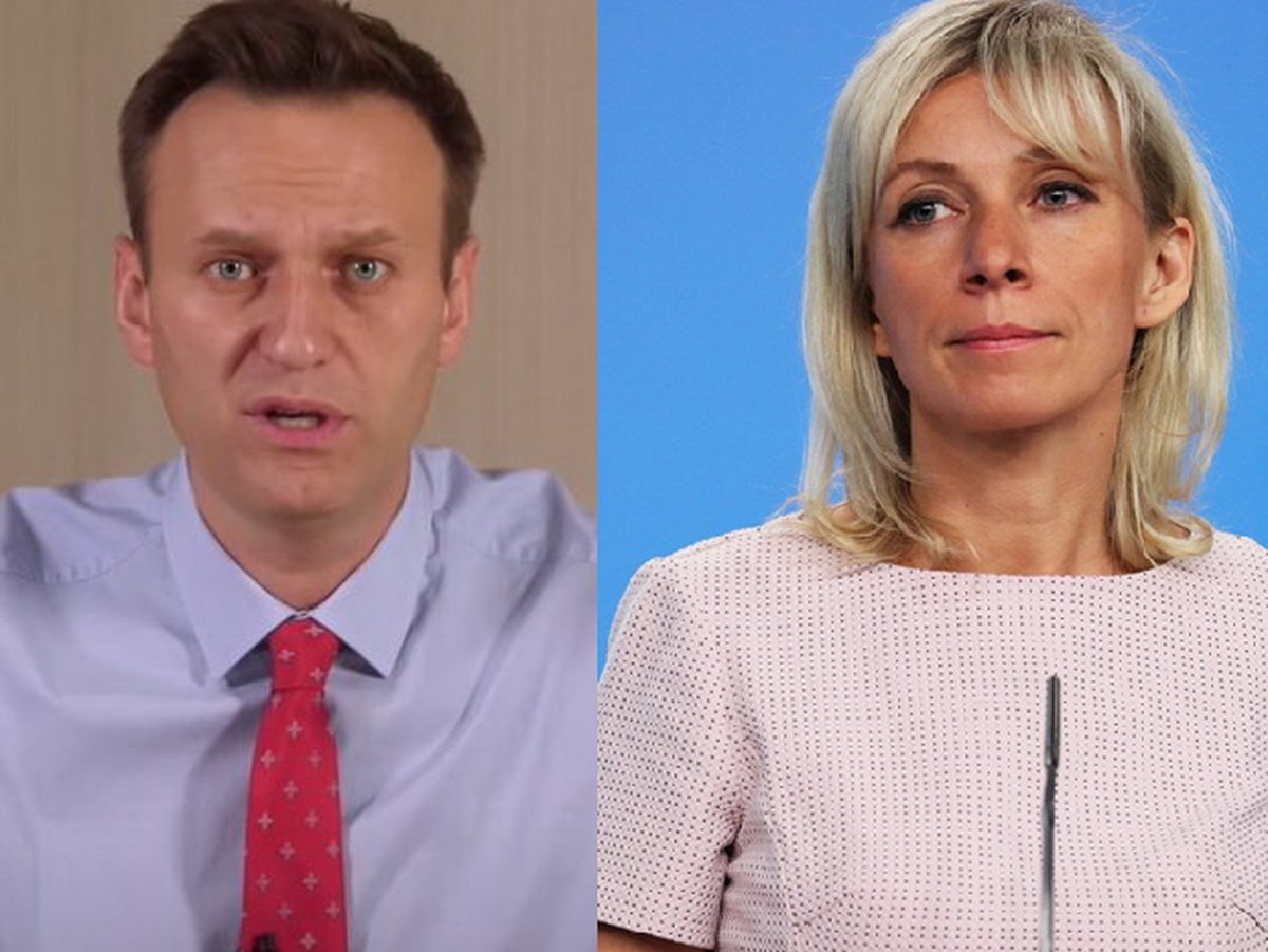 Дебаты Захаровой и Навального сорвались