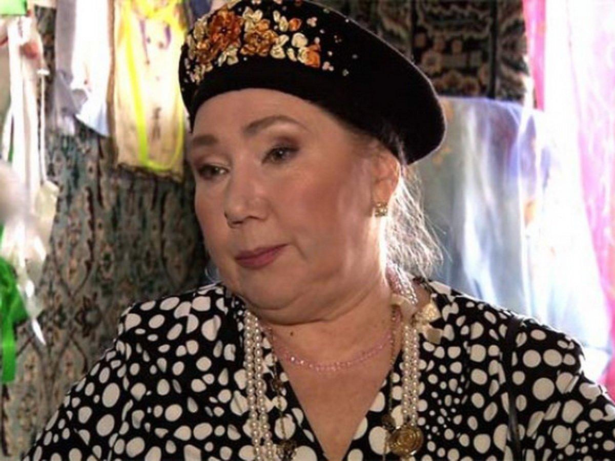 Наталья Назварова едва сводит концы с концами